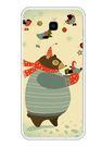 ♥ 俏魔女美人館 ♥ {胖胖熊} Samsung Galaxy J6-防摔空壓軟殼 手機殼 手機套 保護殼 保護套