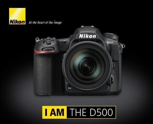 [EYEDC] Nikon D500 BODY 國祥公司貨 (一次付清)