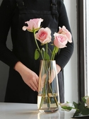 輕奢玻璃花瓶擺件