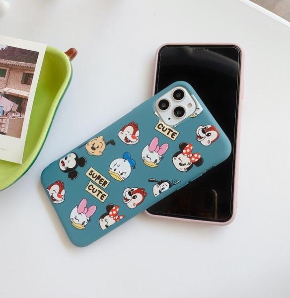【SZ51】iphone xr手機殼 糖果滿版卡通 iphone XS max 11Promax 6s 7 8 plus iphone xs手機殼