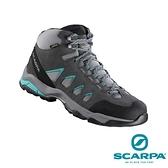 【速捷戶外】義大利 SCARPA 63064202 MORAIN MID 女款中筒 Gore-Tex登山健行鞋 , 適合登山、健行、旅遊