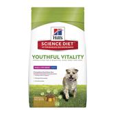 希爾思™寵物食品 7歲以上小型及迷你高齡犬 青春活力 3.5磅 雞肉與米配方