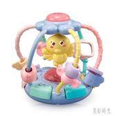 嬰兒玩具搖鈴0-1歲半4手抓握訓練5小女孩8益智3-6-12個月7男寶寶 aj3537『美好時光』