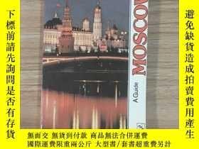 二手書博民逛書店A罕見Guide MOSCOWY260873