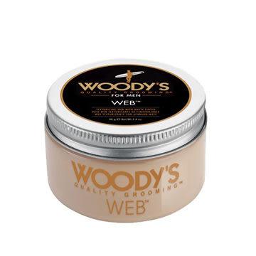 即期品 - WOODY'S 男士造型髮臘 (96g/3.4oz)原價$285↘$75,效期2018/12/07