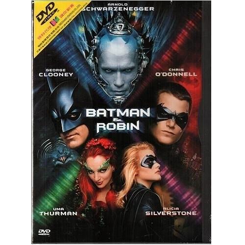 蝙蝠俠4 急凍人DVD BATMAN