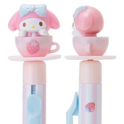 【震撼精品百貨】My Melody 美樂蒂~美樂蒂可愛立體裝飾原子筆(趴趴咖啡杯)