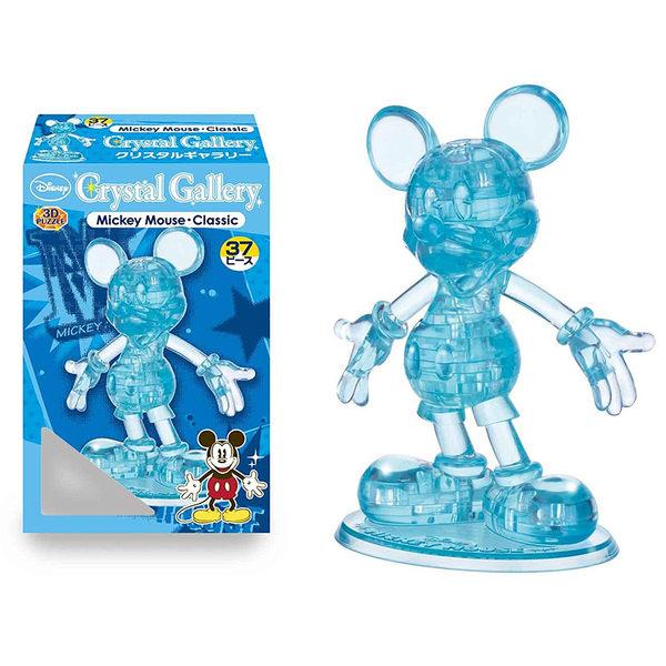 《 3D Ctystal Galley 》 3D 立體水晶拼圖 -  米奇╭★ JOYBUS玩具百貨