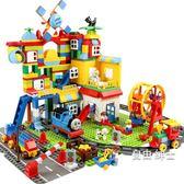 積木積木拼裝拼插大顆粒兒童3-6周歲男孩女孩寶寶玩具1件免運