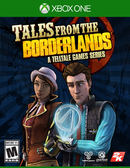 X1 Tales from the Borderlands 邊緣禁地傳說(美版代購)