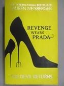 【書寶二手書T1/原文小說_GTN】Revenge Wears Prada-The Devil Returns_Lauren