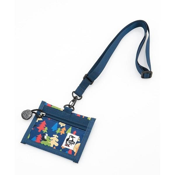 CHUMS Eco ID Card Holder 證件帶 樹 CH602488Z108【GO WILD】
