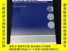 二手書博民逛書店modeling罕見and expanding artificial societies(模擬和擴展人工社會)