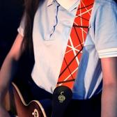 民謠吉他背帶男背帶電吉它肩帶子搖滾女木吉他個性貝斯經典款背帶 挪威森林
