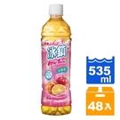 泰山 冰鎮 水果茶 535ml(24入)x2箱 【康鄰超市】