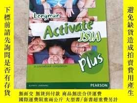 二手書博民逛書店Longman罕見Activate Jsia PlusY242183