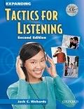二手書博民逛書店 《Tactics for Listening(Expanding)書+CD》 R2Y ISBN:0194384594│Richards
