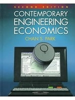 二手書博民逛書店 《Contemporary engineering economics》 R2Y ISBN:0201835983│ChanS.Park