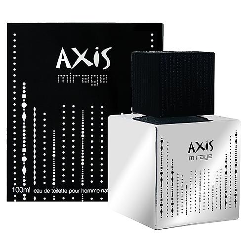 【AXIS】Mirage 幻象 男性淡香水 100ml