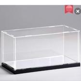 亞克力高透明推拉門展示盒防塵盒定制