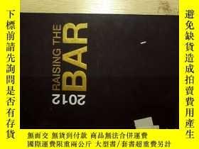 二手書博民逛書店2012罕見RAISING THE BARY203004 出版2