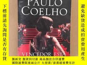 二手書博民逛書店【英文原版】THE罕見WINNER STANDS ALONE 贏者獨行Y267268 PAULO COELHO