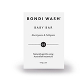 【BONDI WASH】藍絲柏 & 苦橙葉寶寶溫和香氛皂100g