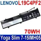 聯想 LENOVO L19C4PF2 4芯 原廠電池 L19M4PF2 SB10X18189 SB10X18190 Yoga Slim 7 15 Yoga Slim 7-15IMH05