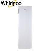 【Whirlpool惠而浦】193公升直立式冰櫃 WIF1193W 純白