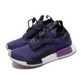 【海外限定】adidas 休閒鞋 NMD_TS1 PK 紫 黑 男鞋 女鞋 運動鞋 【PUMP306】 BB9177