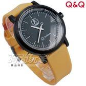 Q&Q SmileSolar 英倫秋色 002太陽能手錶-琥珀黃 男錶 女錶 中性錶 RP12J002Y
