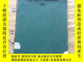 二手書博民逛書店TOTAL罕見QUALITY MANAGEMENT TOM3Y252403 PROF J S OAKLAND