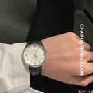 手錶Chaifu studio /A25 文藝復古「尼羅河」優雅簡約石英機芯手錶女 芊墨