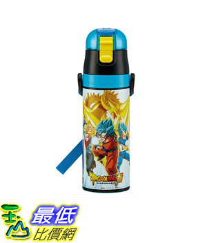 [8日本代購] Skater 水壺 Dragon Ball Super 17 Direct Water Bottle B01NCWN50K