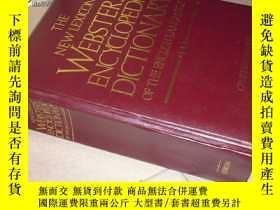 二手書博民逛書店The罕見New Lexicon Webster s Encyc