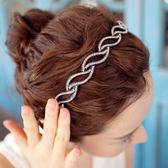 发饰韓式發箍水鉆氣質頭窟發飾品