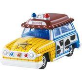 【TOMY 多美小汽車】 迪士尼小汽車 DM-19 胡迪越野車 玩具總動員系列