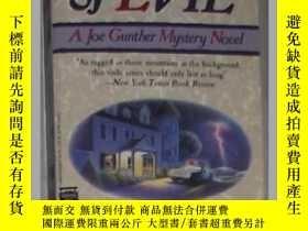 二手書博民逛書店英文原版罕見Scent of Evil by Archer Ma