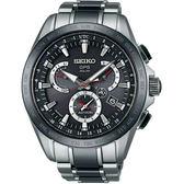 【僾瑪精品】SEIKO ASTRON GPS 鈦金屬時尚男用三眼腕錶-45mm/8X53-0AB0D(SSE041J1)