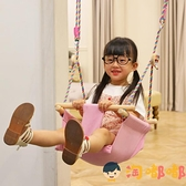 兒童鞦韆室內吊籃家用寶寶戶外庭院蕩鞦韆嬰幼兒吊椅座椅【淘嘟嘟】