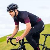 騎行服春夏季短袖騎行服男透氣速干排汗