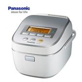 ●福利品● Panasonic 國際牌日本原裝10人份蒸氣式IH微電腦電子鍋 SR-SAT182 *免運費*