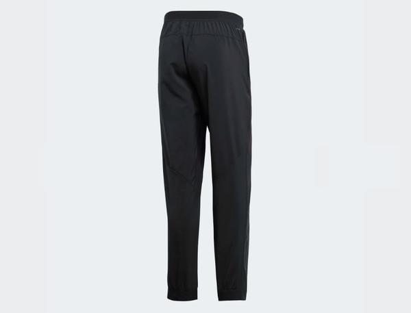 ADIDAS CLIMACOOL 男款黑色運動褲-NO.CG1506
