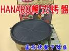 【JIS】K038 韓式無煙烤盤 導油設計 適用岩谷 不沾鍋 卡式瓦斯爐 汽化爐 焚火台 韓國烤盤 露營
