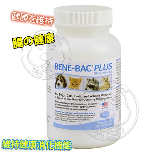 【培菓平價寵物網】美國貝克PetAg 寵物益菌多多粉Plus(粉狀)128gA5104(益生菌腸胃保健犬貓兔)