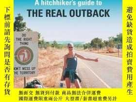 二手書博民逛書店Thumbs罕見Up Australia: Hitching the Outback-豎起大拇指的澳大利亞:搭上內