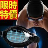 泳鏡-抗UV比賽游泳防霧浮潛蛙鏡6色56ab12【時尚巴黎】