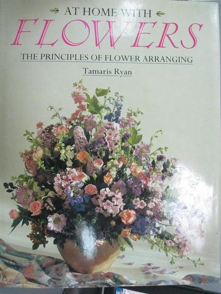 【書寶二手書T9/園藝_ZJC】At home with flowers : the principles of flo