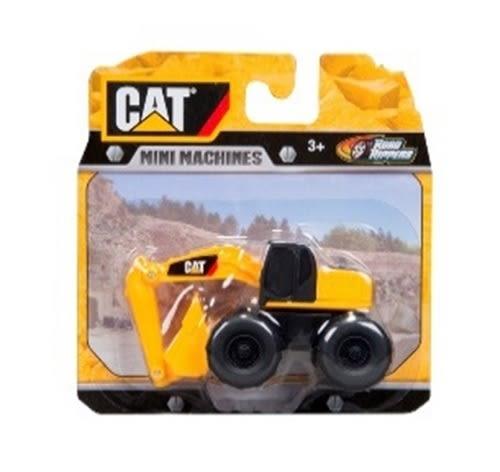 CAT 2吋迷你工程車 - 挖土機 / 兒童/ 工程車/ 玩具 / 正版 / 伯寶行