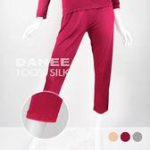 【岱妮蠶絲】6C60202純蠶絲單面平紋小蕾絲衛生褲